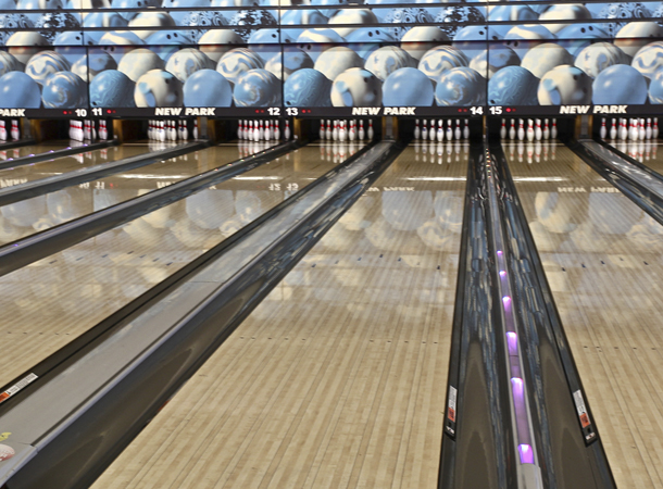 descuento New Park Bowling