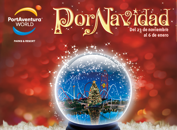 discount PortAventura World ForChristmas