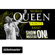 descuento Queen Tribute. Ticketmaster