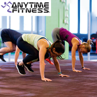 Descompte Anytime Fitness.