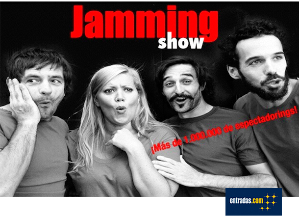 descuento Jamming Show