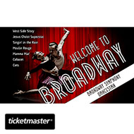 descuento Welcome to Broadway