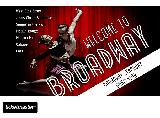 descompte Welcome to Broadway