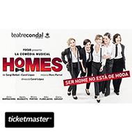 discount Homes, la comèdia musical. Ticketmaster