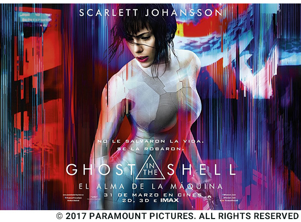 descompte Ghost in the Shell