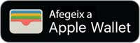 Afegeix a Apple Pay