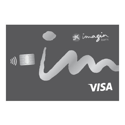 Tarjeta De Crédito Visa Imagin Imaginbank