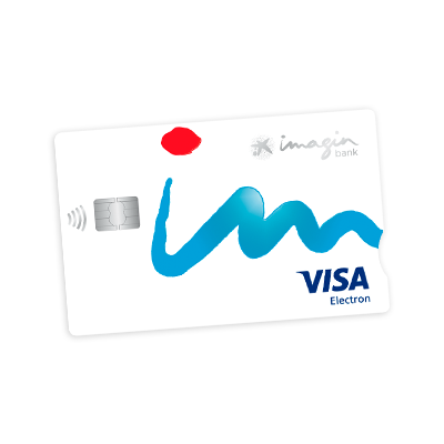 Tarjeta De Débito Visa Imagin Imaginbank